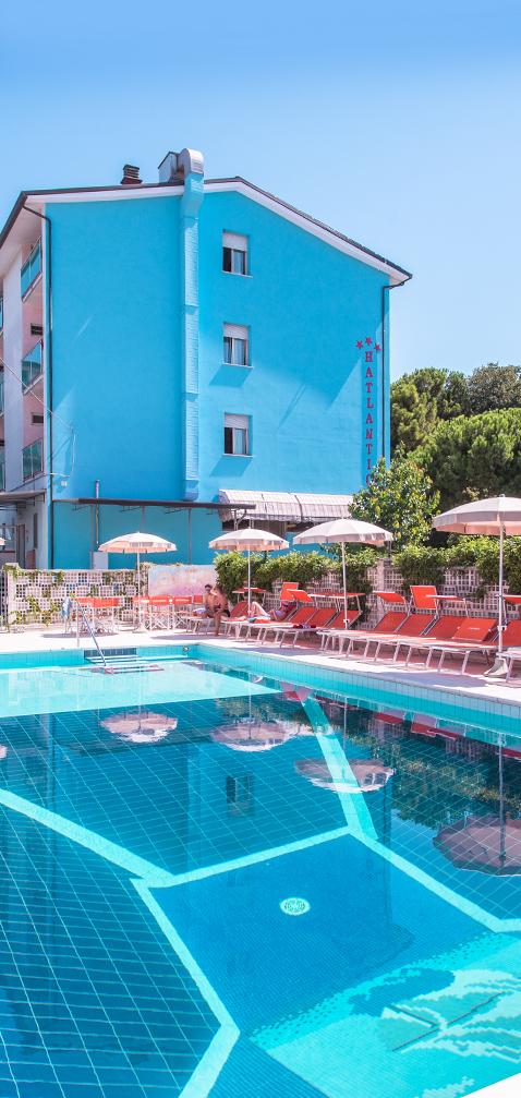 Hotel gatteo mare hotel atlantic hotel sandra - Hotel gatteo mare con piscina ...